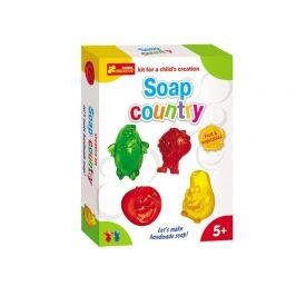 Lamps Výroba mýdla - ovoce a zelenina - rozbaleno