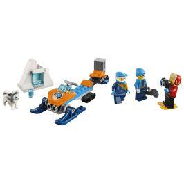 LEGO City 60191 Průzkumný polární tým - rozbaleno