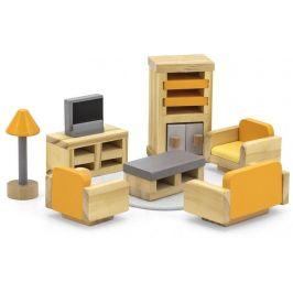 Viga Dřevěný nábytek - obývací pokoj