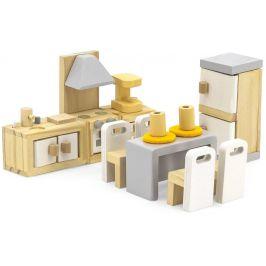 Viga Dřevěný nábytek - kuchyň a jídelna