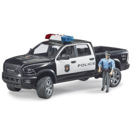 Bruder 2505 RAM 2500 Policie s figurkou