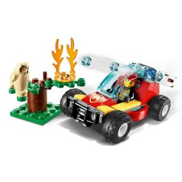 LEGO City 60247 Lesní požár - rozbaleno