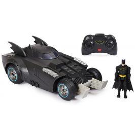 Spin Master Batman RC Batmobil s figurkou a katapultem