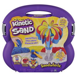 Kinetic Sand Kufřík s nástroji