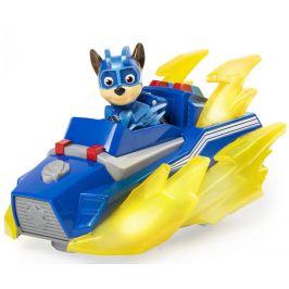 Spin Master Tlapková patrola Svítící vozidlo hrdiny se zvuky - Chase