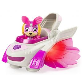 Spin Master Tlapková patrola Svítící vozidlo hrdiny se zvuky - Sky