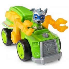 Spin Master Super vozidla se světelným efektem - Rocky