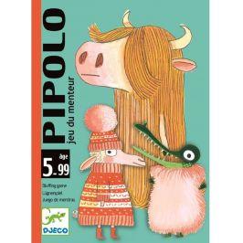 Djeco Karetní hra Pipolo