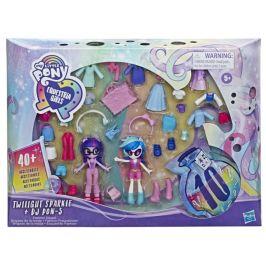 My Little Pony Nejlepší kamarádky Twilight Sparkle a DJ