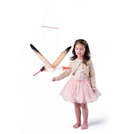 Woody Létací čáp-velký, 90cm (DP)