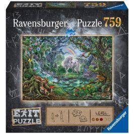 Ravensburger Puzzle 150304 Exit: Jednorožec 759 dílků