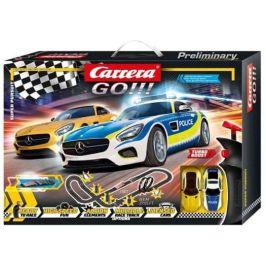 Carrera Autodráha GO 62494 Super Pursuit - použité