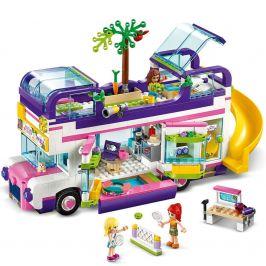 LEGO Friends 41395 Autobus přátelství - rozbaleno