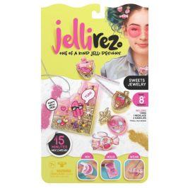TM Toys Jelli Rez Základní set pro výrobu bižuterie Cukrovinky
