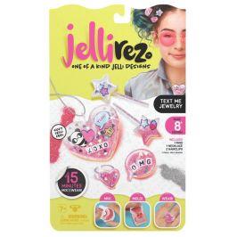 TM Toys Jelli Rez Základní set pro výrobu bižuterie Napiš mi