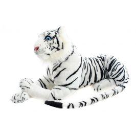 Lamps Plyšový Tygr bílý 70 cm