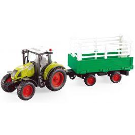 Lamps Traktor a přívěs se zvuky