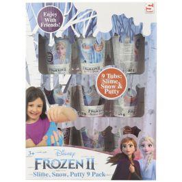 Lamps Frozen 2 Sada 9 slizů