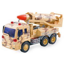 Lamps Vojenské auto s raketou
