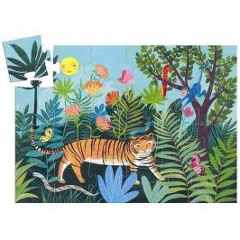 Djeco Puzzle Tygr na procházce