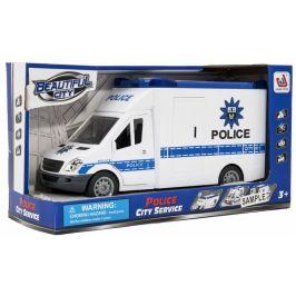 Teddies Auto policie plast 28cm