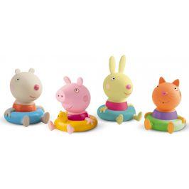 TM Toys Peppa Pig Figurky do koupele 2 ks