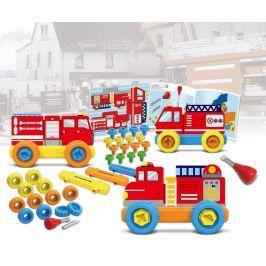MaDe Malý mechanik plastový Junior - hasiči