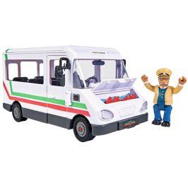 Simba Požárník Sam Trevorův autobus 21 cm