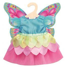 Heless Šaty Motýl pro panenku 35-45 cm