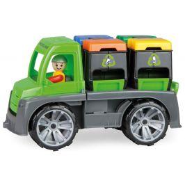 LENA TRUXX auto s kontejnery s figurkou