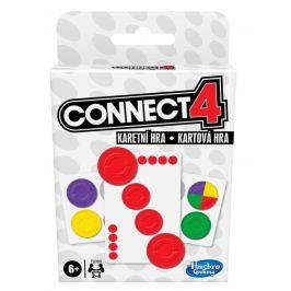 Hasbro Karetní hra Connect 4