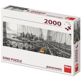 Dino New York panoramic puzzle 2000 dílků