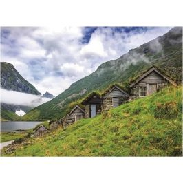 Dino Norangsdalen valley 3000 dílků