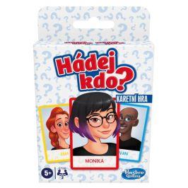 Hasbro Karetní hra Hádej kdo