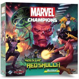 ADC Blackfire Marvel Champions: Vzestup Red Skulla