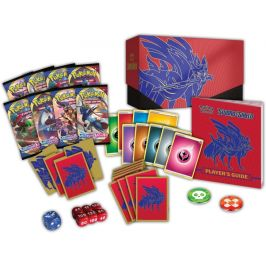 Pokémon TCG: Sword and Shield Elite Trainer Box - Zacian