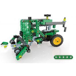 Clementoni Mechanická laboratoř Farmářský traktor 200 dílků