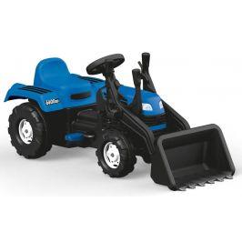 DOLU Šlapací traktor Ranchero s nakladačem - zánovní