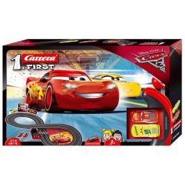 Carrera FIRST - 63010 Disney Cars 3 - rozbaleno