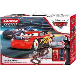 Carrera Autodráha GO 62518 Disney Rocket Racer