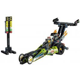 LEGO Technic 42103 Dragster - rozbaleno