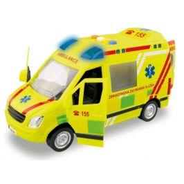MaDe Ambulance na setrvačník se zvukem - rozbaleno