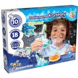 Science4you Továrna na krystaly