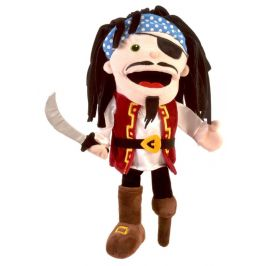 Fiesta Crafts Velký maňásek s otevírací pusou - Pirát
