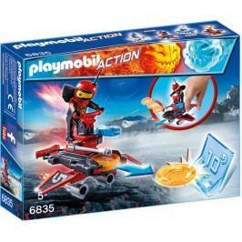 Playmobil 6835 Firebot s odpalovačem