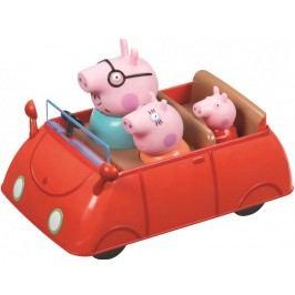 Prasátko Pepa autíčko - rodinné auto