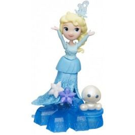 Disney Mini panenka se základními funkcemi - Elsa