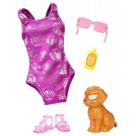 Mattel Barbie Magický delfín doplňky Tropical set