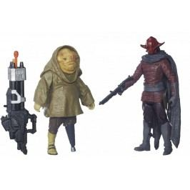 Star Wars Dvojbalení figurek Sidon Ithano a Frirst Mate Quiggold