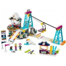 LEGO® Friends 41324 Lyžařský vlek v zimním středisku